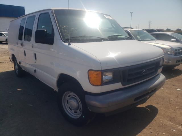 Vehiculos salvage en venta de Copart Woodhaven, MI: 2004 Ford Econoline