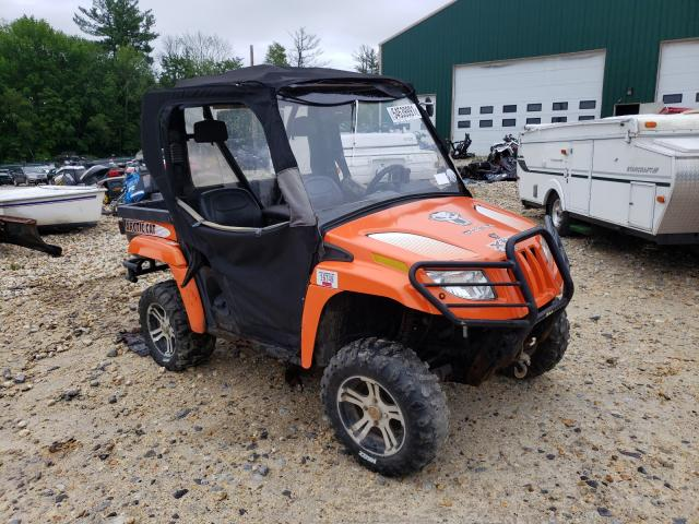 Salvage motorcycles for sale at Candia, NH auction: 2012 Arctic Cat Prowler