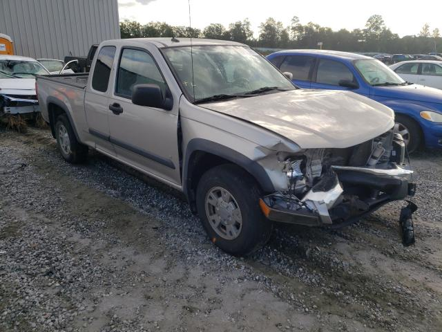 Salvage cars for sale from Copart Spartanburg, SC: 2008 Chevrolet Colorado