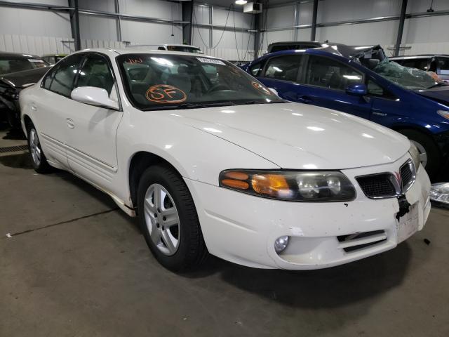 Pontiac Bonneville salvage cars for sale: 2005 Pontiac Bonneville