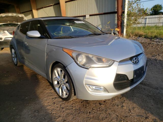 Salvage cars for sale from Copart Houston, TX: 2013 Hyundai Veloster