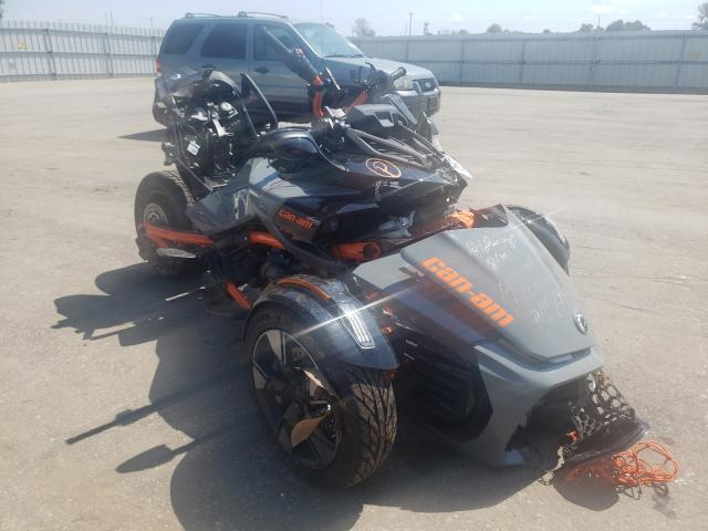Salvage cars for sale from Copart Dunn, NC: 2021 Can-Am Spyder ROA