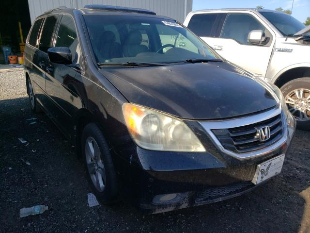 Vehiculos salvage en venta de Copart Jacksonville, FL: 2010 Honda Odyssey TO