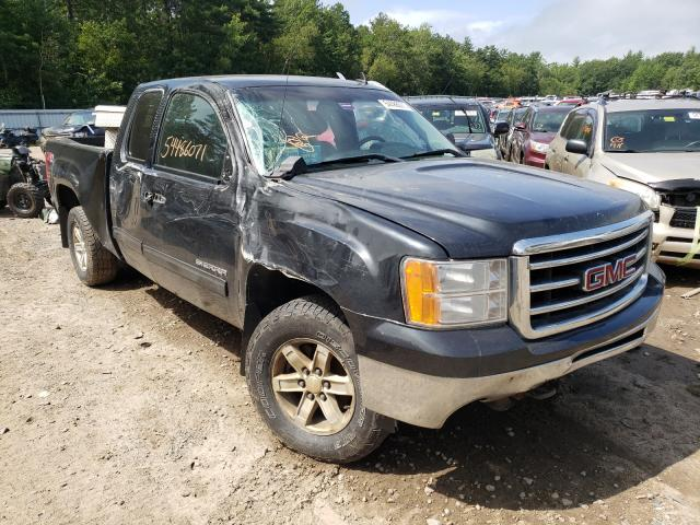 Salvage cars for sale from Copart Lyman, ME: 2012 GMC Sierra K15