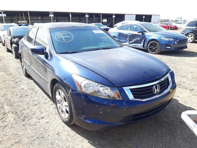 Salvage cars for sale from Copart Phoenix, AZ: 2008 Honda Accord LXP