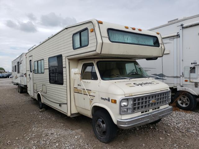 Salvage 1982 CHEVROLET G SERIES - Small image. Lot 53974431