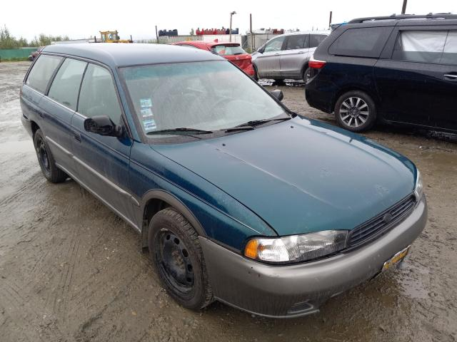 Salvage cars for sale at Anchorage, AK auction: 1995 Subaru Legacy BRI