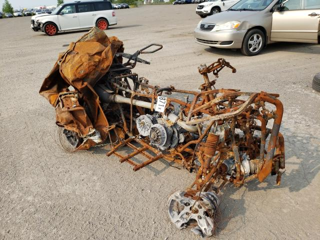 Can-Am Cforce 600 salvage cars for sale: 2021 Can-Am Cforce 600
