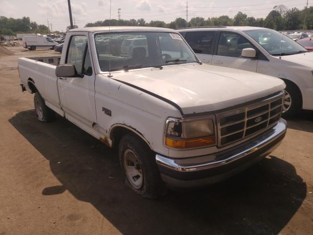 Ford F150 salvage cars for sale: 1992 Ford F150