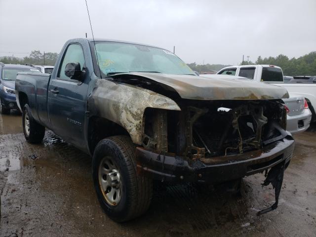 Salvage trucks for sale at Billerica, MA auction: 2012 Chevrolet Silverado