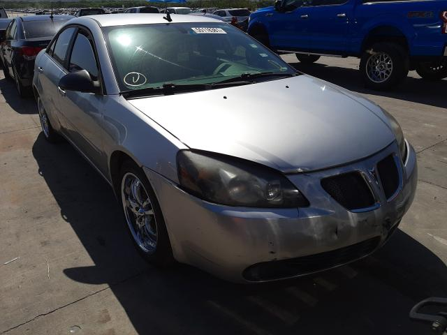 Salvage cars for sale from Copart Grand Prairie, TX: 2008 Pontiac G6 GT