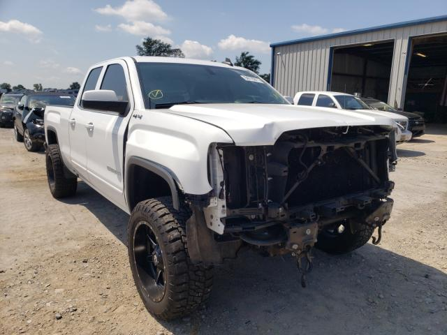 Salvage cars for sale from Copart Sikeston, MO: 2016 GMC Sierra K15