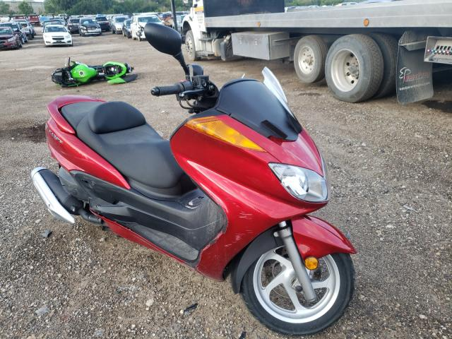 Salvage cars for sale from Copart Des Moines, IA: 2006 Yamaha YP400
