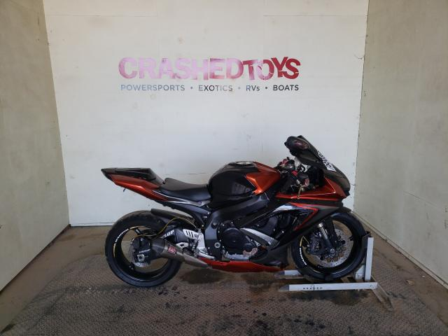 Salvage cars for sale from Copart China Grove, NC: 2009 Suzuki GSX-R600