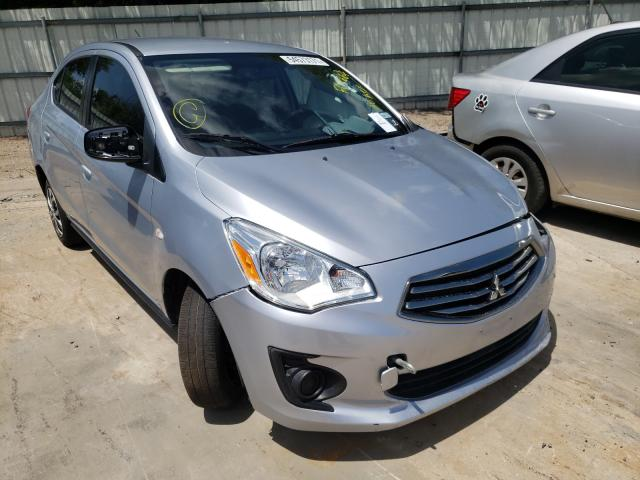 Salvage cars for sale from Copart Corpus Christi, TX: 2019 Mitsubishi Mirage G4