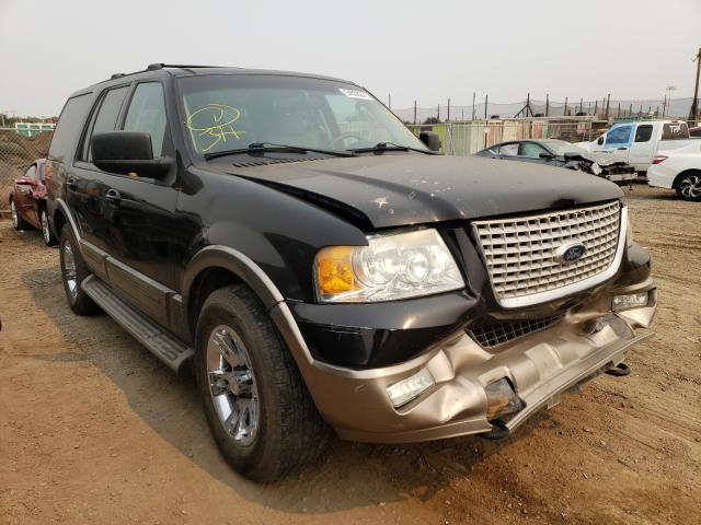 Salvage cars for sale from Copart San Martin, CA: 2004 Ford Expedition