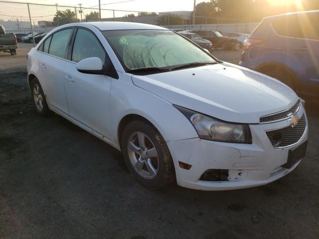 Vehiculos salvage en venta de Copart Moraine, OH: 2011 Chevrolet Cruze LT