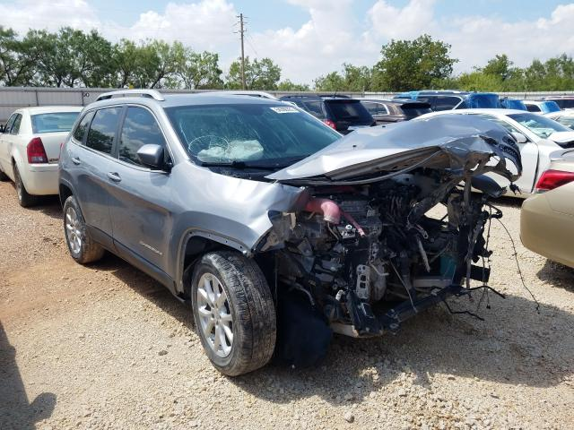Salvage cars for sale from Copart Abilene, TX: 2016 Jeep Cherokee L