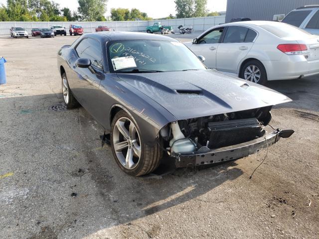 Dodge Challenger salvage cars for sale: 2018 Dodge Challenger