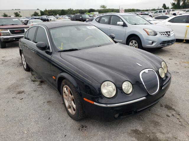 Salvage cars for sale from Copart Orlando, FL: 2005 Jaguar S-TYPE 4.2