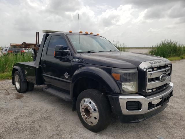 Vehiculos salvage en venta de Copart Homestead, FL: 2014 Ford F450 Super