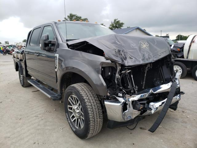 Ford salvage cars for sale: 2018 Ford F250 Super