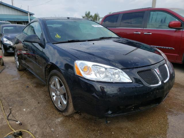 Salvage cars for sale from Copart Pekin, IL: 2006 Pontiac G6 GT
