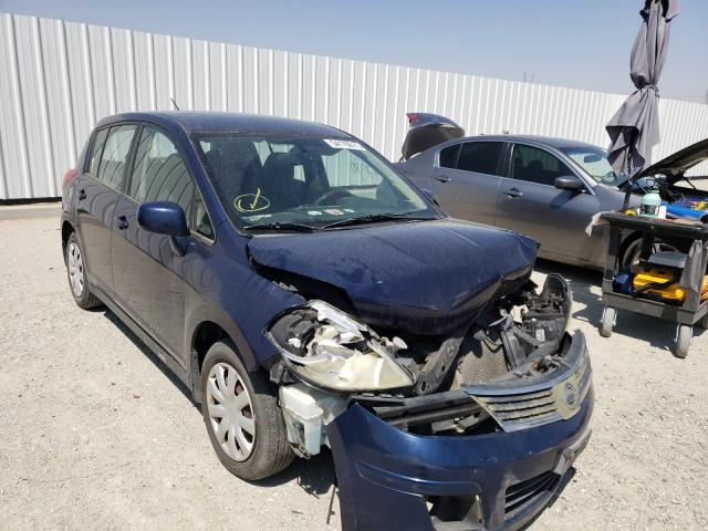 Salvage cars for sale from Copart Adelanto, CA: 2008 Nissan Versa S