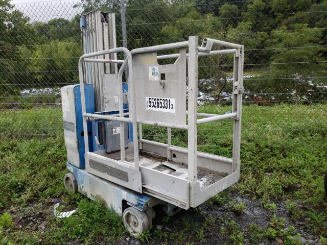 Vehiculos salvage en venta de Copart Marlboro, NY: 2014 Geni GS3232LIFT