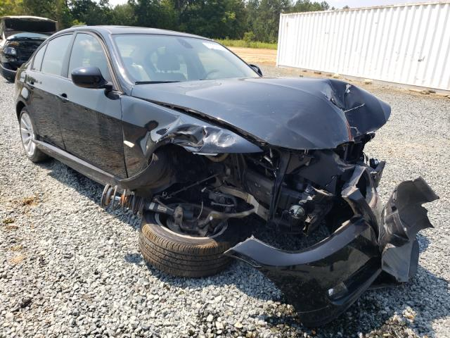 Salvage cars for sale from Copart Concord, NC: 2011 BMW 328 I