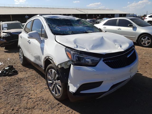 Salvage cars for sale at Phoenix, AZ auction: 2018 Buick Encore PRE