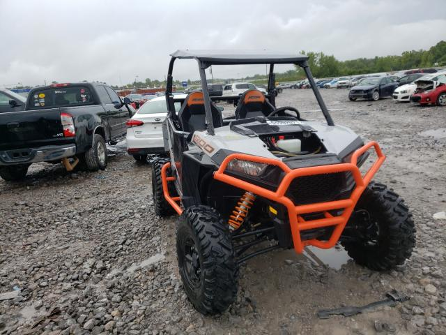 Salvage cars for sale from Copart Hueytown, AL: 2019 Polaris RZR S 900