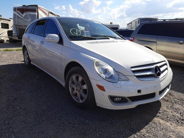 Salvage cars for sale at Tucson, AZ auction: 2007 Mercedes-Benz R 320 CDI