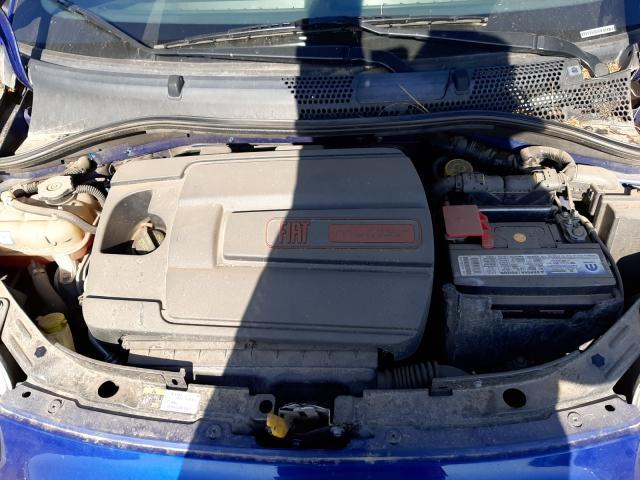 2013 FIAT 500 POP 3C3CFFAR9DT747430