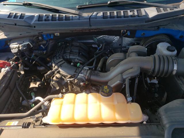 2017 FORD F150 SUPER 1FTEX1C81HFA21067