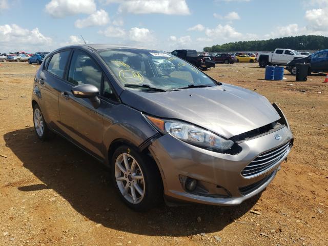 Vehiculos salvage en venta de Copart Longview, TX: 2014 Ford Fiesta SE