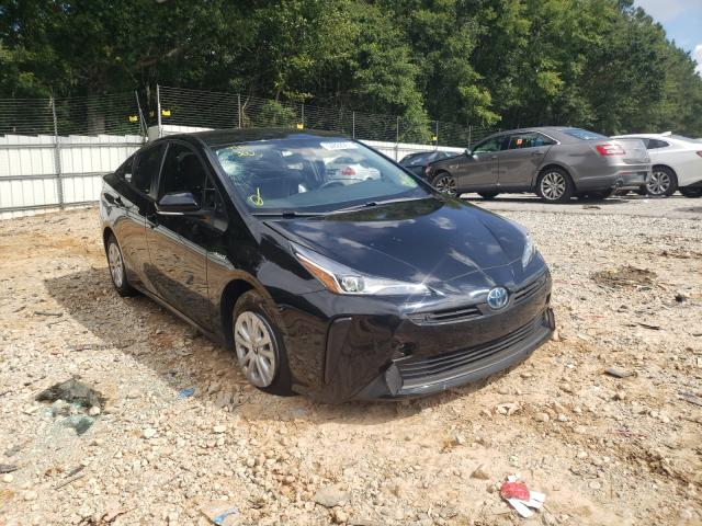 Salvage cars for sale from Copart Austell, GA: 2021 Toyota Prius Special