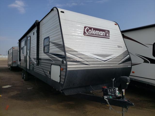 Keystone Coleman salvage cars for sale: 2020 Keystone Coleman
