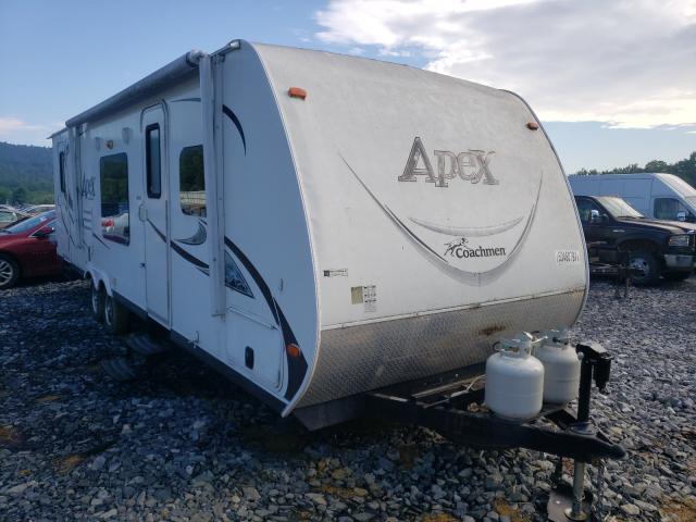 Coachmen salvage cars for sale: 2013 Coachmen Apex