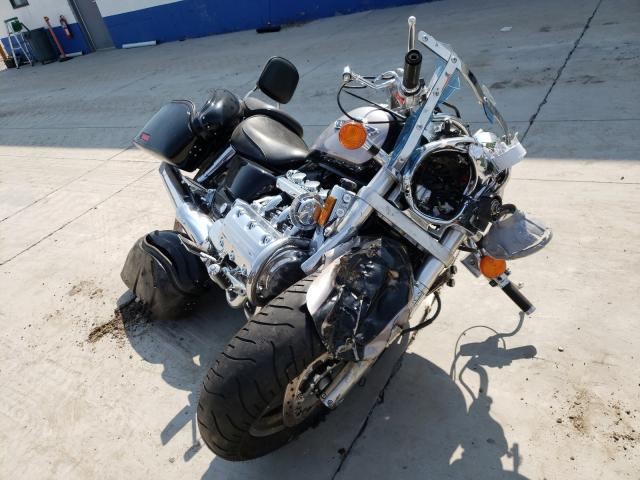 Salvage cars for sale from Copart Farr West, UT: 1999 Honda GL1500 C/2
