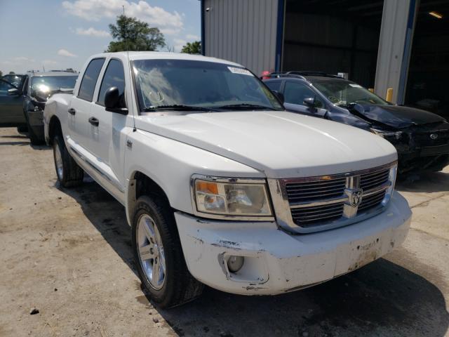 2011 Dodge Dakota LAR en venta en Sikeston, MO