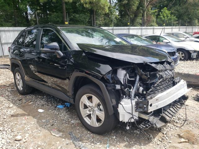Vehiculos salvage en venta de Copart Austell, GA: 2020 Toyota Rav4 XLE