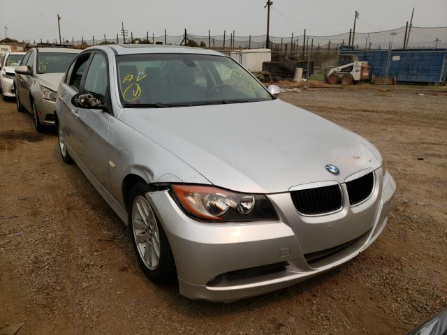 Salvage cars for sale from Copart San Martin, CA: 2007 BMW 328 I Sulev