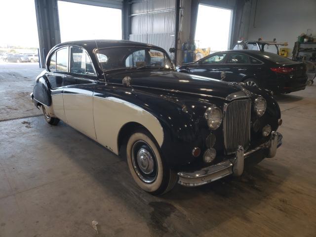 Jaguar salvage cars for sale: 1959 Jaguar MK1X