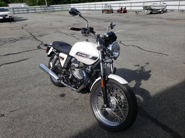 Salvage 2009 MOTO GUZZI MOTORCYCLE - Small image. Lot 55012201