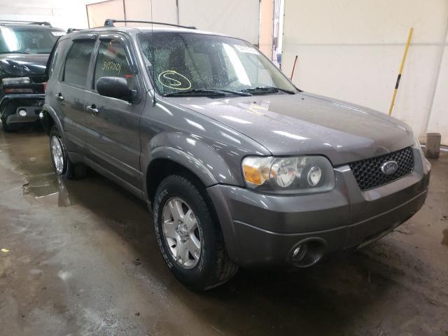 Salvage cars for sale from Copart Davison, MI: 2006 Ford Escape LIM