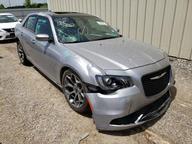 Salvage cars for sale from Copart Houston, TX: 2018 Chrysler 300 S