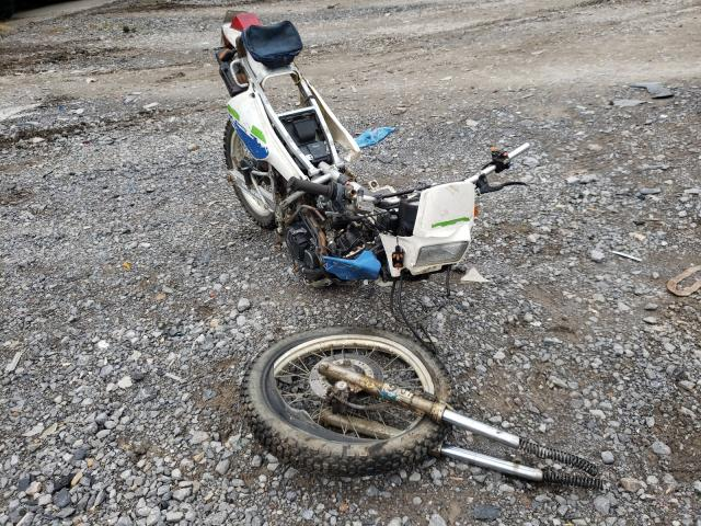 Salvage motorcycles for sale at Madisonville, TN auction: 1988 Kawasaki KL250 D