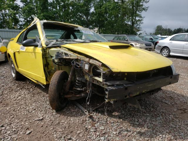 Salvage 2001 FORD MUSTANG - Small image. Lot 54639381