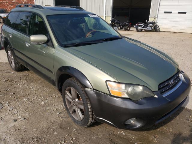 2005 Subaru Legacy Outback en venta en Hampton, VA